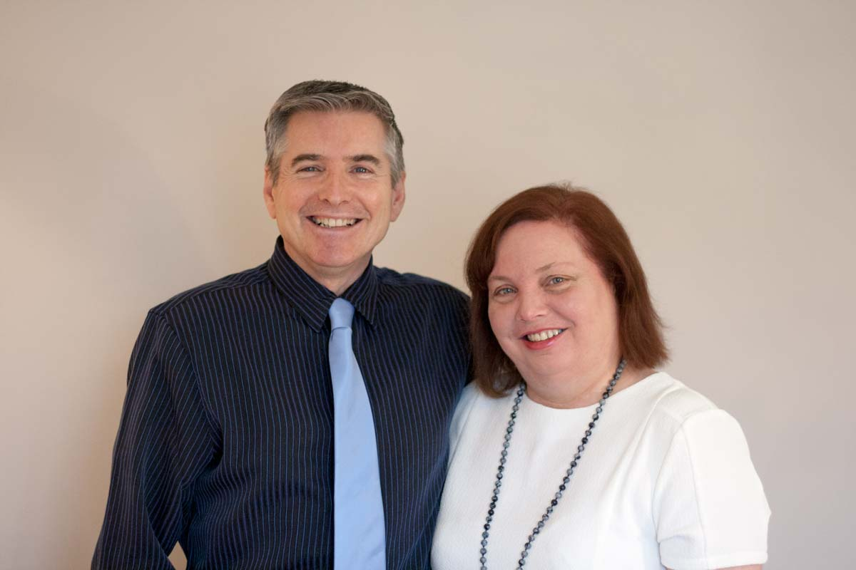 Pastor David and Carolyn Patterson
